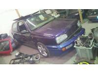 Mk3 golf breaking all parts available