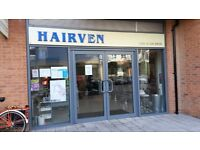 We are looking for a fully qualified hairdresser