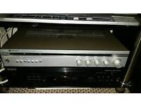 Optonica Japan (sharp) Stereo integrated hifi amp Vgc manual (not technics Sony quad leak rogers bbc