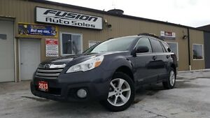 2013 Subaru Outback 2.5i Touring AWD-1 OWNER-HEATED SEATS-BLUETO