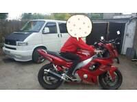 Yamaha yzf600 thundercat/swaps