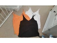 Size 8 topshop tops