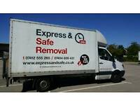 man and van 24/7 CHEAP REMOVALS SERVICE fully insured