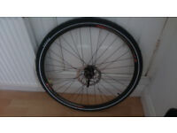 28 inch Disc Brake Front Wheel - as new condition