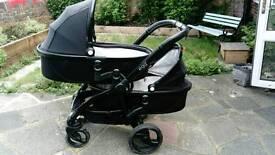Double EGG Stroller