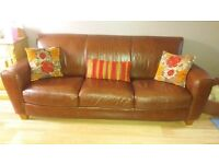 Tan Leather Sofa In Northern Ireland Sofas Armchairs