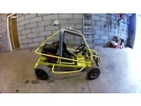 Go-Kart Honda 5.5hp like quad