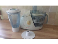 Moulinex Ovatio 3 Duo Food Processor with Blender