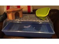 Indoor rabbit run zoo plus (NEW)