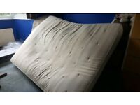 bed mattress 160cmx200cm used, free -for collection only