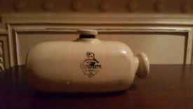Royal Doulton stoneware bedwarmer