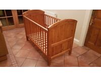 Mothercare Westbury cot bed