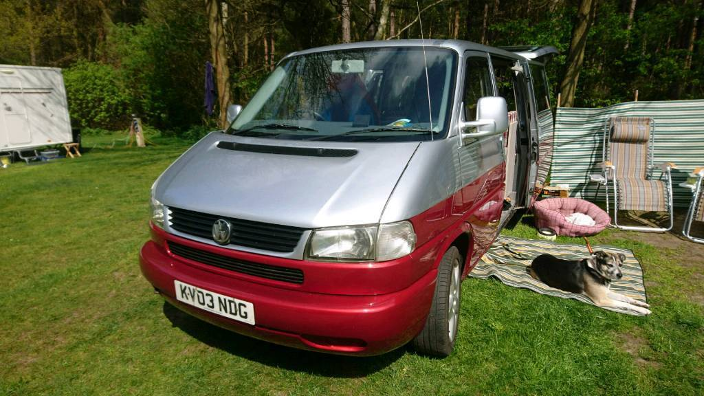 VW T4 Van Conversion