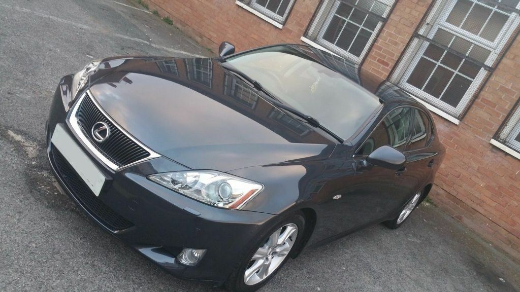 lexus is250 fully loaded multimedia 2007 for sale or swap for bmw or audi in livingston west. Black Bedroom Furniture Sets. Home Design Ideas