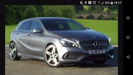 A250 4matic engineered by AMG 2015