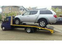 Car and van recovery services