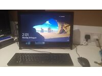 "Lenovo C260 19.5"" All-in-One Desktop PC MINT Condition"