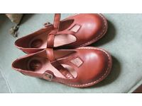 Clarks brand leather sandals. Brand new Size 7