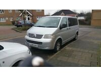 2009 Volkswagen Transporter TDI 9 seater PCO Ready