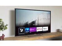 "Sony Bravia KDL-65W855C 65"" 3D-Ready 1080p HD LED LCD Internet TV... Ex-Display/New"