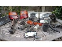 SPARES FOR FORD CORTINA MK IV 1600L