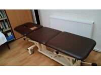 Treatment couch /plinth for sale