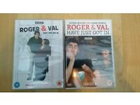 Roger and Val seasons 1 and 2