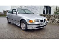 2000 BMW 316I Se Compact 1.9 Spares or repair (3 series)