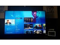 47inch sony led smart tv 3 months old