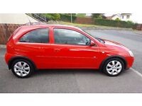 Vauxhall Corsa 1.2l, 2005 - 3 dr - Great First Car!