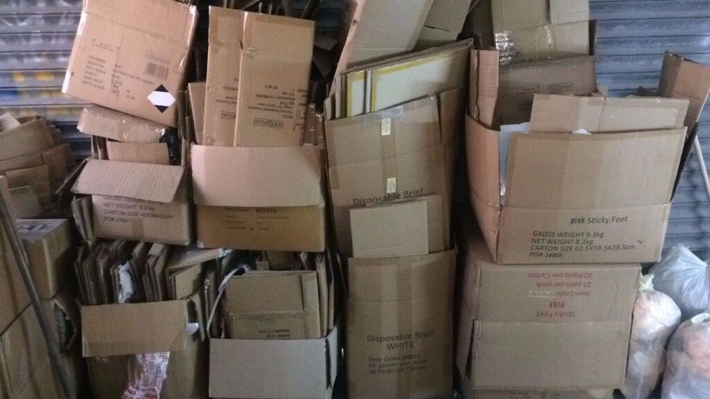Free Card Board Boxes different sizes