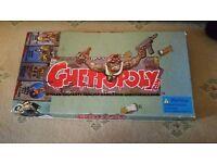 GHETTOPOLY BOARD GAME