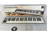 M-Audio Keystation 49e, Midi controller keyboard ( Reduced Price )