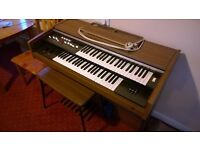 Yamaha Electone Organ For Sale. Used until recently in a Suffolk church and in good condition.