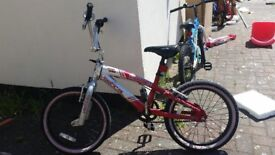 Children's bike age 7-13