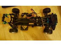 Rc mst 4wd drift car swap for sakura rwd or 4wd drift car