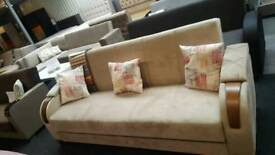 BRANDNEW SOFA BED AND STORAGE!! NOW AMAZING PRICE!! WAS £389, NOW £189!