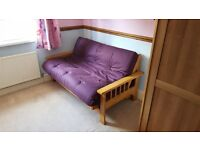 Futon Sofa Bed (3-seater)