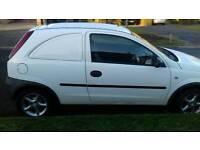 Vauxhall Corsa 1.2 petrol van