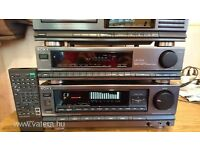 Sony Stereo/ Surround Hifi& SPEAKERS, REMOTE, turntable,tuner,tape,/Graphic (technics,kenwood,yamaha