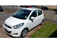 Hyundai i10 single owner, low miles, full history, great condition selling for new baby reasons