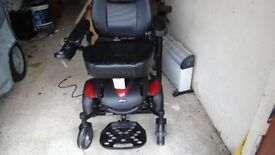 Drive Titan Powerchair - Red Bought brand new in 2017 and only used three times