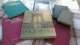 Hardback book Engineers