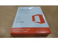 Microsoft Office 365 Personal (One-Year Subscription) Product Key, RRP £59.99 - genuine