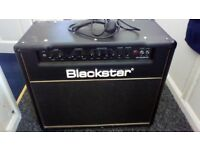 Blackstar HT Club 40 with footswitch and cover