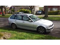 Bmw 320i estate 2.2