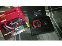 GeForce GTX 1080TI MSI