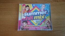 summer hit mix 2017 cd