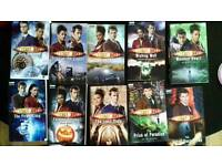 Doctor who collection books