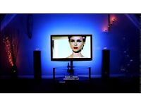 blue tv backlights, usb